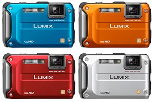 camara-Panasonic Lumix DMC-FT3