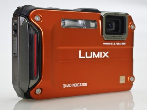 camara-Panasonic Lumix DMC-FT4