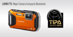 camara lumix ft5