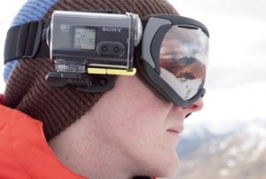 Sony HDR-AS20 accesorios