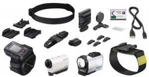 accesorios Sony HDR-AS100V
